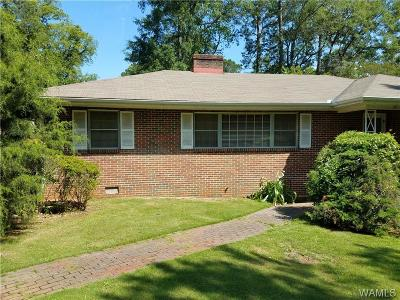 Tuscaloosa Single Family Home For Sale: 10 Guildswood
