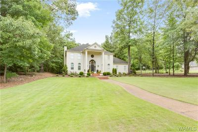 Tuscaloosa Single Family Home For Sale: 2124 Westminster Lane