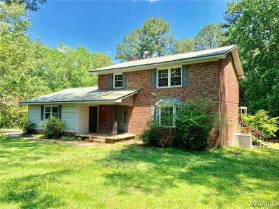 Northport Single Family Home For Sale: 4628 Chestnut Hill Drive