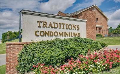 Tuscaloosa AL Condo/Townhouse For Sale: $104,500