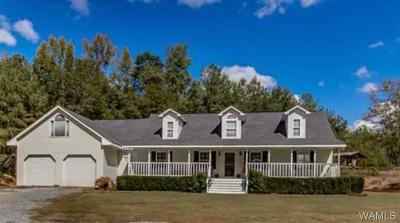 Coker Single Family Home For Sale: 14851 Hwy 140