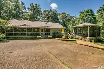 Cottondale Single Family Home For Sale: 12649 Hagler Coaling Road