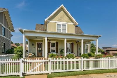 Tuscaloosa Single Family Home For Sale: 5405 Anna Lane