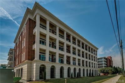 Tuscaloosa Condo/Townhouse For Sale: 511 11th Street #201