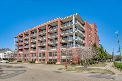 Tuscaloosa Condo/Townhouse For Sale: 1018 Hackberry Ln Unit 207 #UNIT 207