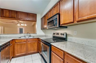 Tuscaloosa Condo/Townhouse For Sale: 3218 Veterans Memorial Parkway #3309