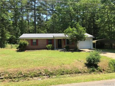 Coker Single Family Home For Sale: 15315 Hillview Road