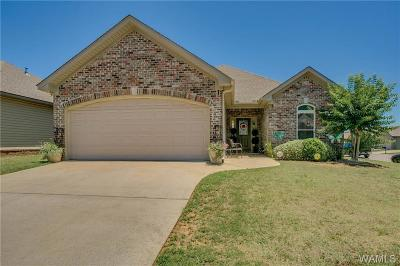 Tuscaloosa Single Family Home For Sale: 9104 Cotton Field Circle