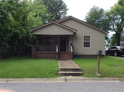 Tuscaloosa Multi Family Home For Sale: 2510 S 11th Court