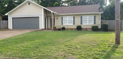 Tuscaloosa Single Family Home For Sale: 1332 Royal Oaks Ct.