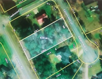 Residential Lots & Land For Sale: 5010 Eastern Hills Lane