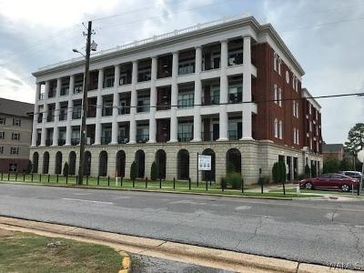 Tuscaloosa Condo/Townhouse For Sale: 511 11th Street #203