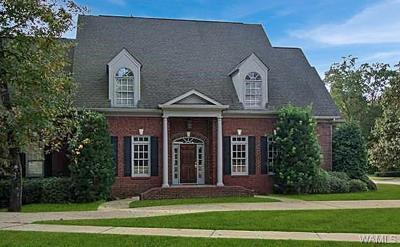 Tuscaloosa Single Family Home For Sale: 2129 Westminster Ln