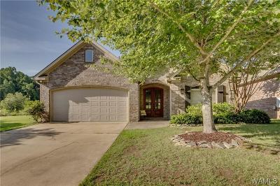 Tuscaloosa Single Family Home For Sale: 9479 Crete Circle