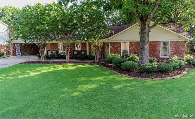Tuscaloosa Single Family Home For Sale: 403 Riverdale Drive