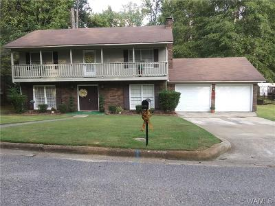 Northport Single Family Home For Sale: 4305 Ridgemont Avenue