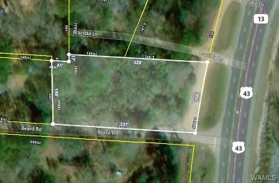 Northport Residential Lots & Land For Sale: 9202 Highway 43