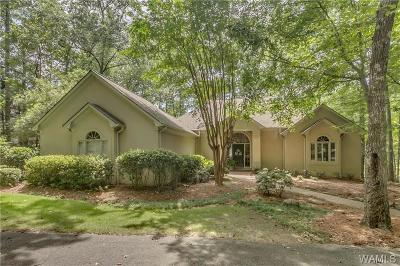 Tuscaloosa Single Family Home For Sale: 9082 Enterprise Avenue