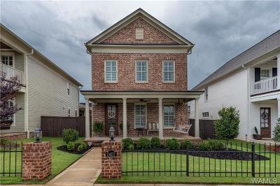 Tuscaloosa Single Family Home For Sale: 5407 Park Avenue