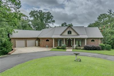 Northport Single Family Home For Sale: 10955 Lawrenceville Road