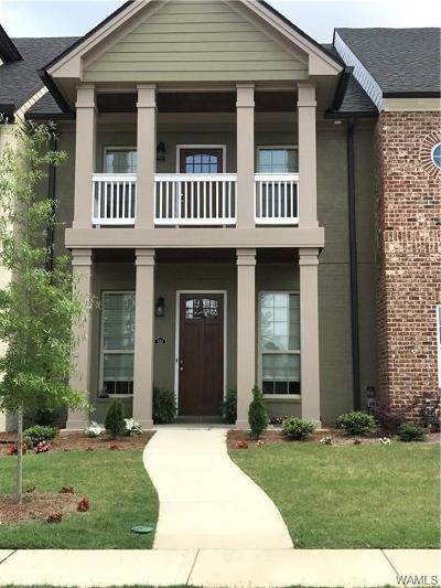 Tuscaloosa Single Family Home For Sale: 1401 Pinnacle Park Lane #611