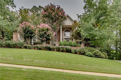 Tuscaloosa Single Family Home For Sale: 1911 Kingsgate Dr