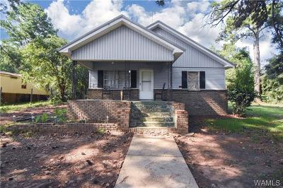 Single Family Home For Sale: 3900 Alabama Avenue