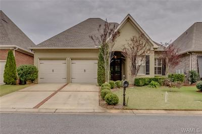 Tuscaloosa Single Family Home For Sale: 2435 McLean Circle