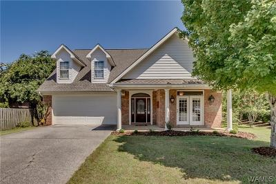 Tuscaloosa Single Family Home For Sale: 4244 Midway Lane
