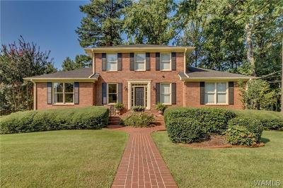 Tuscaloosa Single Family Home For Sale: 1176 Valley Forge Road