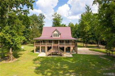 Moundville Single Family Home For Sale: 13916 Riverbend Road