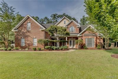 Tuscaloosa Single Family Home For Sale: 5620 Bluegrass Parkway