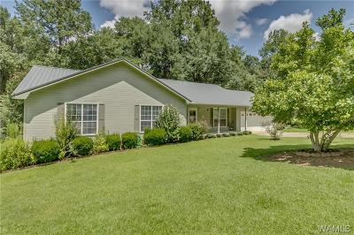 Cottondale Single Family Home For Sale: 7014 Canyon Mill Road