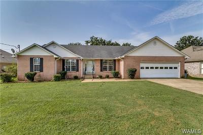 Tuscaloosa Single Family Home For Sale: 4631 23rd Street