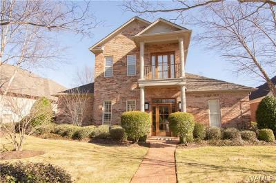 Tuscaloosa Single Family Home For Sale: 1633 Williamsburg Lane