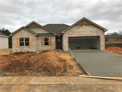 Cottondale Single Family Home For Sale: 6851 Wrigley Way #LOT 25