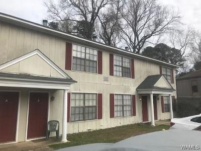 Tuscaloosa AL Single Family Home For Sale: $249,900