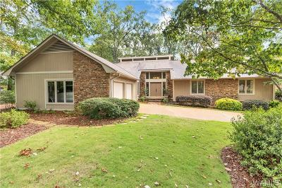 Tuscaloosa AL Single Family Home For Sale: $574,900