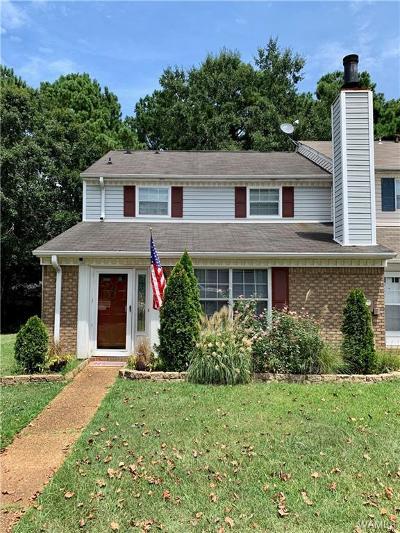 Tuscaloosa Single Family Home For Sale: 1022 Fairfax Drive