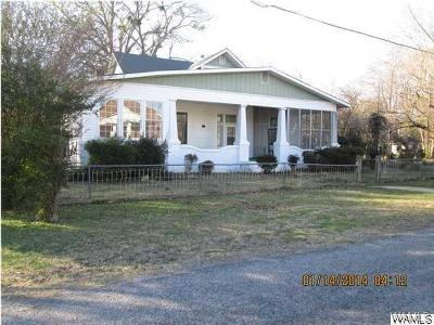 Moundville Single Family Home For Sale: 145 5th Avenue