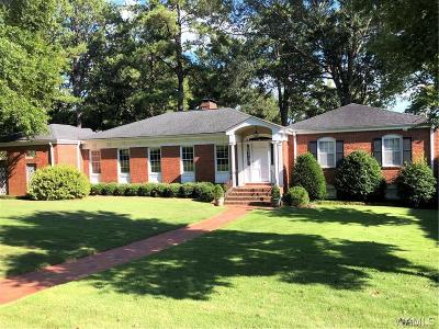 Tuscaloosa AL Single Family Home For Sale: $549,999