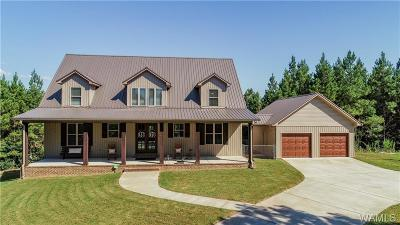Single Family Home For Sale: 15505 Jackson Trace Rd
