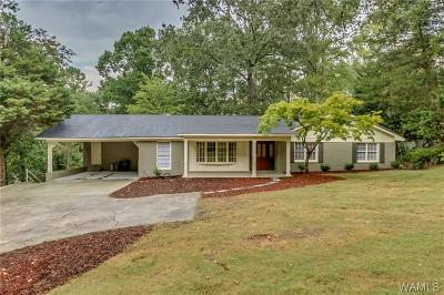 Tuscaloosa Single Family Home For Sale: 4313 Woodland Forest Drive