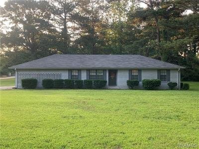 Northport Single Family Home For Sale: 12683 Hamner Acres Road