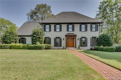 Tuscaloosa Single Family Home For Sale: 1106 Valley Forge Road