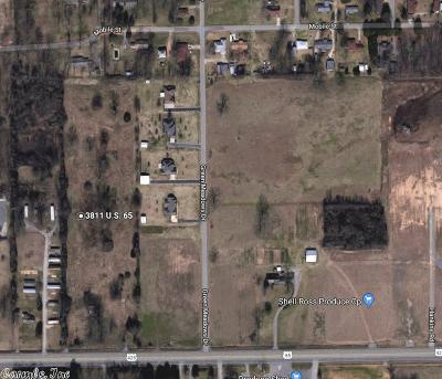 Pine Bluff Residential Lots & Land For Sale: 3811 Highway 65 S