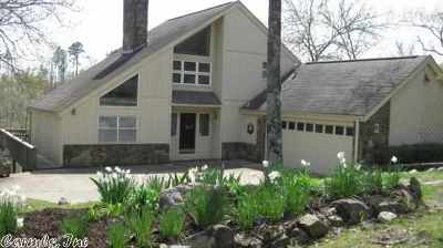 Garland County Single Family Home Under Contract: 369 Kirschwood