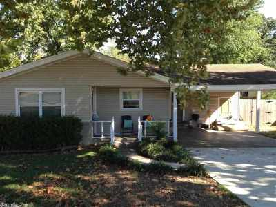 Russellville Single Family Home Under Contract: 235 S Inglewood