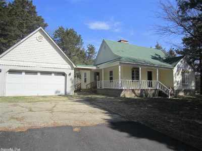 Atkins Single Family Home Under Contract: 2006 W Main Street