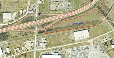 Little Rock Residential Lots & Land For Sale: 17.62 Ac I-440